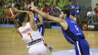 España e Israel volvieron a verse las caras en un amistoso disputado en Estepona
