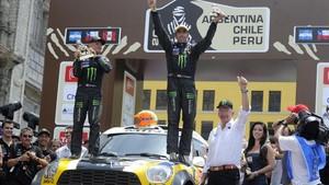 Nani Roma vuelve a Mini, marca con la que ganó el Dakar en 2014