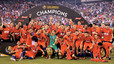 Chile win the Copa America 2016 final after penalty shootout win over Argentina