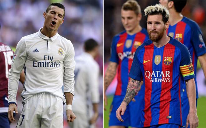 Cristiano Ronaldo y Leo Messi luchan por ser el m�ximo goleador de la Champions
