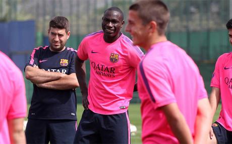 Godswill abandona la disciplina del Barcelona B