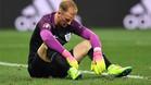 Hart, hundido tras la derrota ante los islandeses, de la que dice sentirse culpable