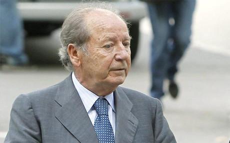 Josep Llu�s N��ez fue presidente del Bar�a