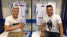 Keko y Jony, refuerzos para el Málaga de Juande Ramos