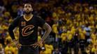 LeBron James se queda en Cleveland