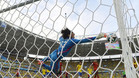 Ochoa produced a series of great saves