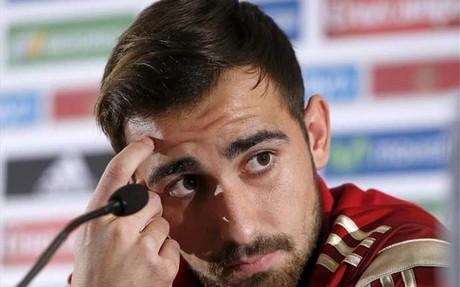 Paco Alc�cer podr�a perderse el derbi valenciano