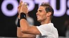 Nadal se mete en cuartos en Australia y le espera Raonic