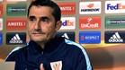 """Valverde conf�a en sus posibilidades pero asegura que vencer al FC Barcelona \""""ser� complicado\"""""""