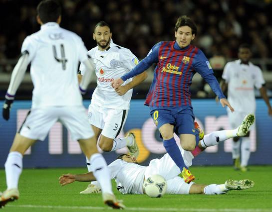 El Barça fue muy superior en la semifinal ante el Al-Sadd