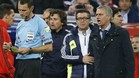 Mourinho fue expulsado en el que puede ser su ltimo partido importante con el Madrid