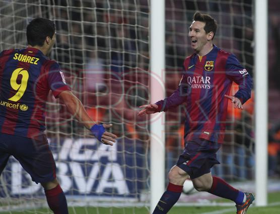 صور : مباراة برشلونة - فياريال 3-1 ( 11-02-2015 ) 1423690318632