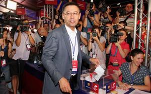 Josep Maria Bartomeu, nuevo presidente del FC Barcelona