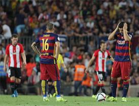 El Athletic ganó la Supercopa de España
