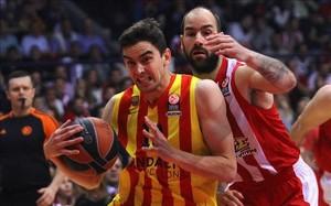 El Barça Lassa debe darlo todo para superar al Olympiacos