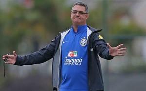 Rogério Micale fue el primer técnico en ganar un oro con Brasil