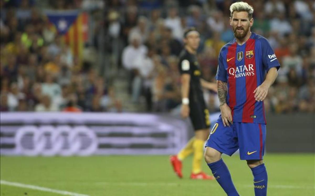 Messi se pierde el primer choque de Champions de febrero
