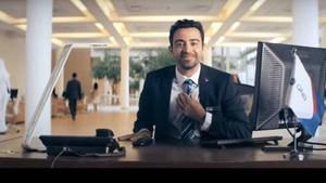 Xavi Hernández es el protagonista del nuevo anuncio