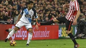 Juanfran espera la decisión del Barça