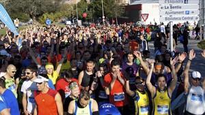 La Mitja Marató de Gavà-Castelldefels aspira a repetir el éxito de pasadas ediciones