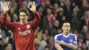 El delantero marcó 81 goles en cuatro años para el Liverpool
