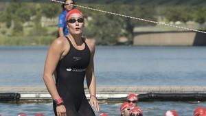 Mireia Belmonte, gana también en aguas abiertas