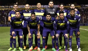 Boca Juniors, campeón de la liga en Argentina