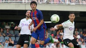 Aleñá lideró al equipo hacia Segunda División