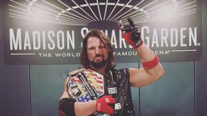 Se hace oficial el combate entre AJ Styles y Kevin Owens en Battleground