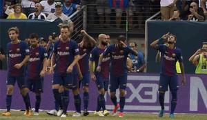 El vestuario del Barcelona ve con pesimismo el futuro de Neymar