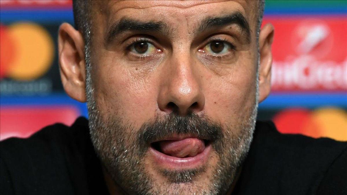 Guardiola espera estar en lo alto en las competiciones europeas