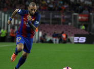 Aleix Vidal regresa a la lista del Bar�a para la Champions