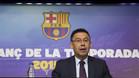 "Bartomeu: ""Neymar renovar� en los pr�ximos d�as"""