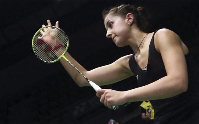 Carolina Mar�n defender� su corona de campeona de Europa