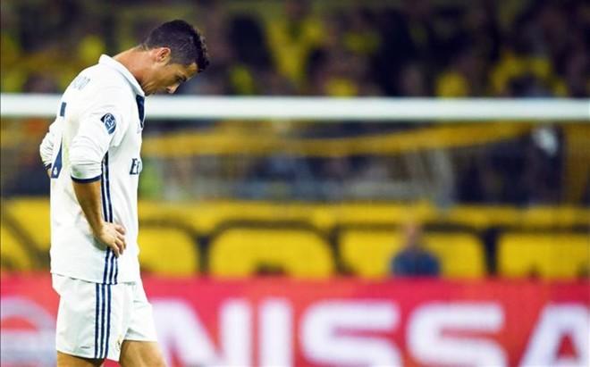 Cristiano Ronaldo se siente una v�ctima