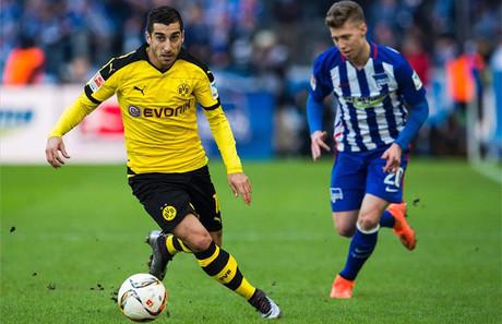 El Dortmund no pas� del empate a cero