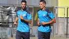 Edgar Méndez ya se entrena con su nuevo club