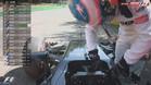 Fernando Alonso, fuera de juega en Spa