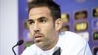 Fernando Navarro cree que el Deportivo tiene menos posibilidades de ganar el derbi