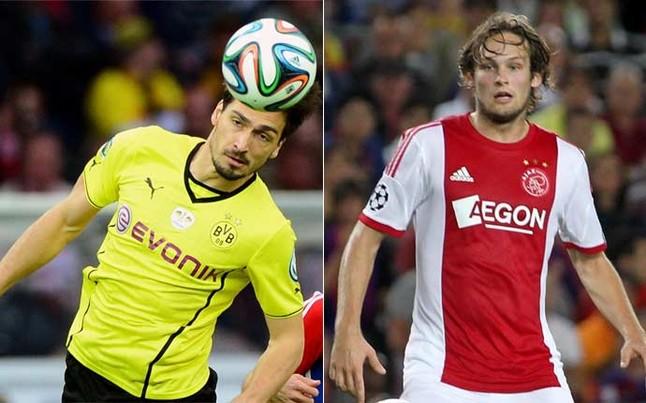 Barcelona target defenders Mats Hummels & Daley Blind [Sport]