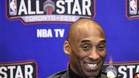 Kobe, durante la rueda de prensa previa al All Star