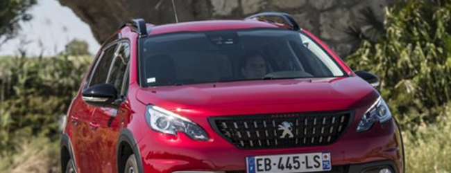 Peugeot 2008: Con aspecto claramente más campero