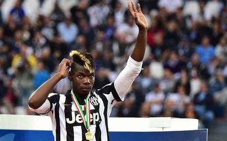 El PSG sigue en la pugna por contratar al jugador de la JuventusPaul Pogba
