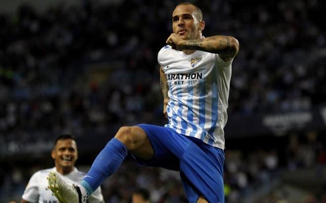 Sandro ha anotado 3 goles en sus �ltimos 5 partidos con el M�laga.