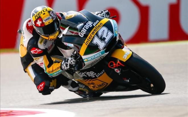 La lluvia arruina la sesión de clasificación de Moto2