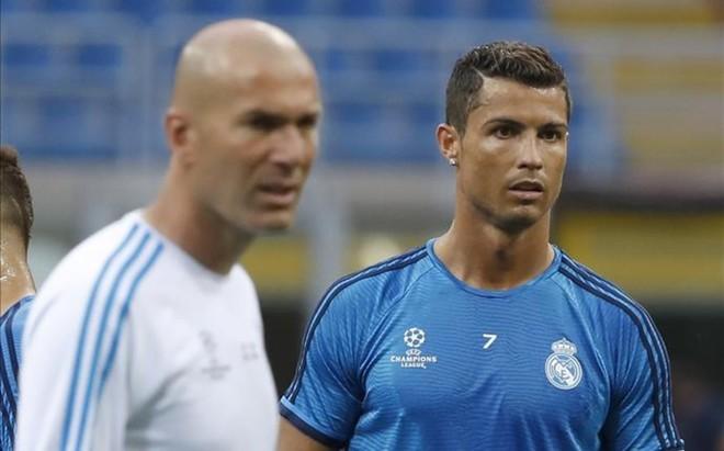 Zidane le pide m�s a sus cracks