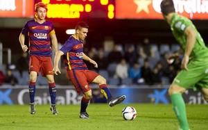 Dani Romera debutó con el Barça B en el partido frente al Cornellà