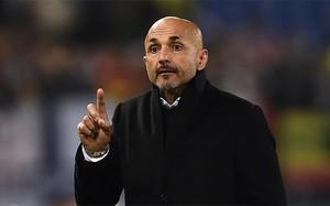 Luciano Spalletti, entrenador de la Roma, lamentó la falta de suerte contra el Real Madrid