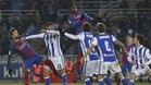 La Real Sociedad se enfrenta al Barcelona en la Copa