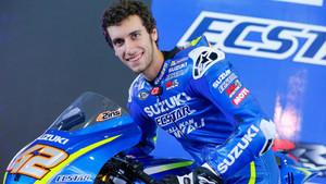 Álex Rins se estrena en MotoGP